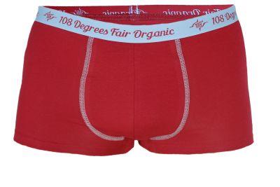 Herren Retro Pants chili 2er Pack