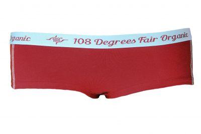 Damen Hot Pants chili 5er Pack