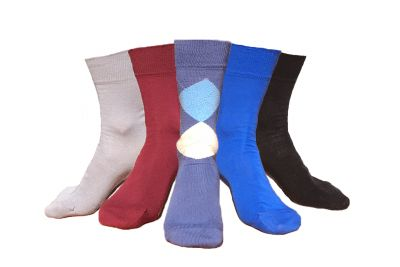 Herren Socken Mix 5er Pack GOTS