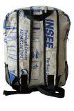 Rucksack mit Laptopfach (Recycelte Zementsäcke), Fairtrade